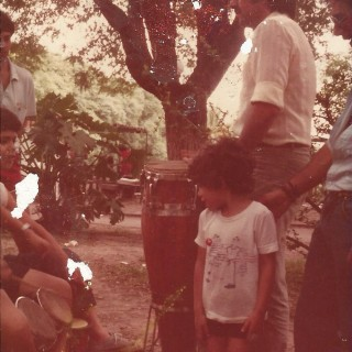 1983 Primer contacto con Atabaques