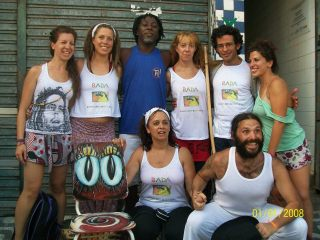 2012 Bada y Augusto Omolu - Bahia