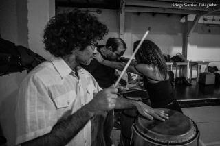 2015 Seminario Danza Orixas Rosangela Silvestre y Vera Passos