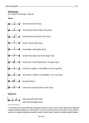 Siimbología Notas